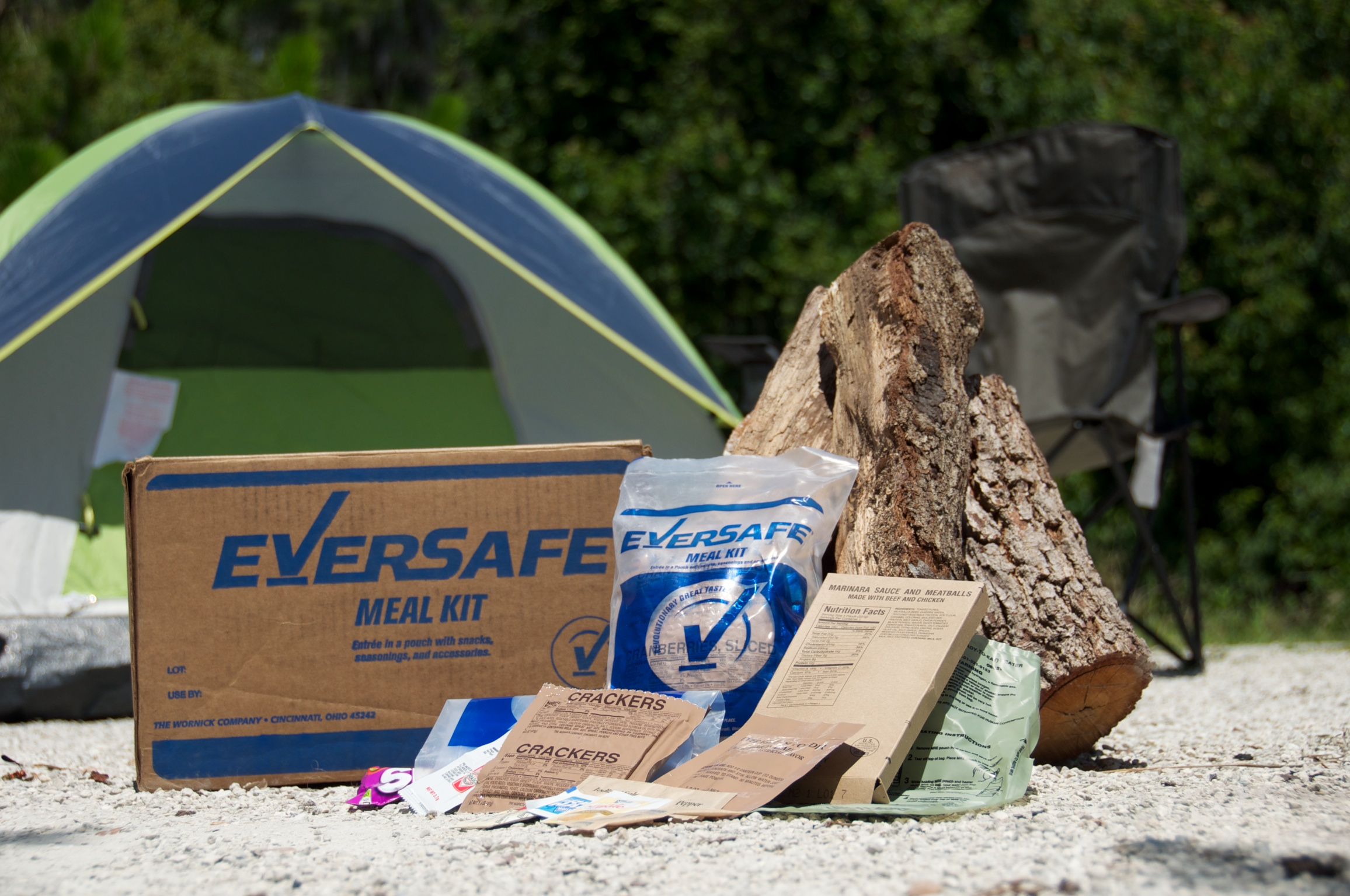Eversafe Civilian MREs